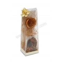 Poročni konfet - čaj v škatli