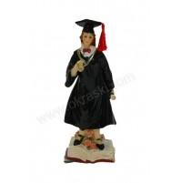 Figura - maturantka, diplomantka