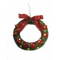 Božični venček za na vrata 3
