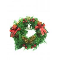 Božični venček za na vrata 2