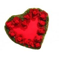 Valentinov venček za vrata 3