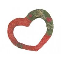 Valentinov venček za vrata 1
