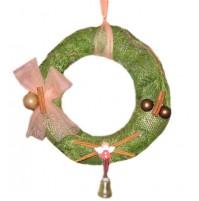 Božični venček za na vrata 10