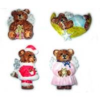 Božični medvedki