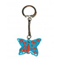 Obesek za ključe - metulj 1