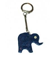 Obesek za ključe - slonček 3