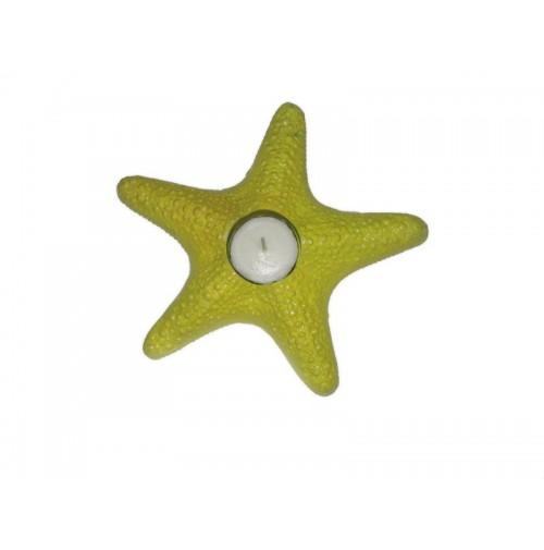 Morska zvezda 7 - svečnik
