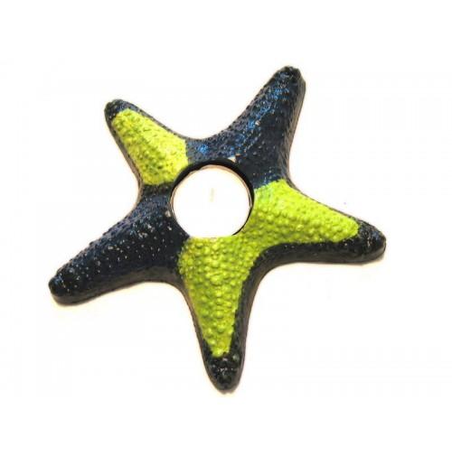 Morska zvezda 6 - svečnik