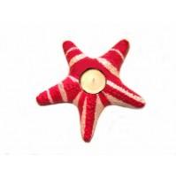 Morska zvezda 12 - svečnik