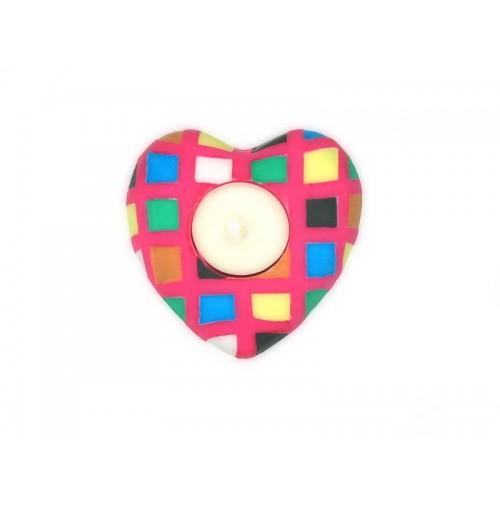Srce - svečnik 1