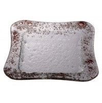 Steklene skodelice - rjave (komplet)