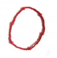 Zapestnica - rdeča