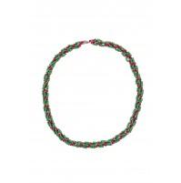 Verižica - (kratka spiralasta iz perlic)