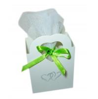 Poročni konfet v torbici 6