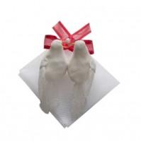Poročni konfet - golobčka