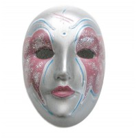 Beneška maska - metulj