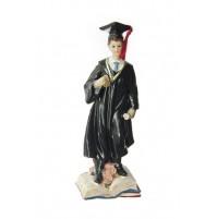 Figura - maturant, diplomant