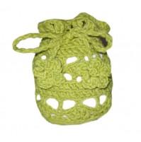 Kvačkan mošnjiček - zelen