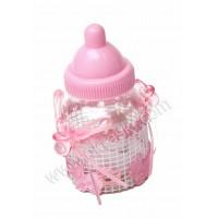 Konfet - roza/flaška