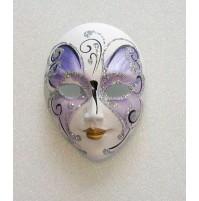 Beneška maska - metuljčica