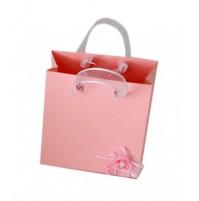 Poročni konfet - roza