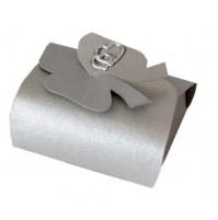 Poročni konfetek - srebrni