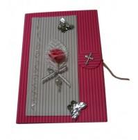 Škatlica za denar-bone-nakit/pink