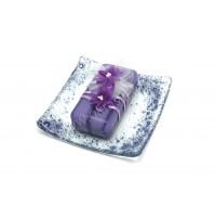 Poročni konfet - steklo - milo 01