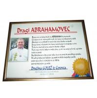 Diploma za abraham 01
