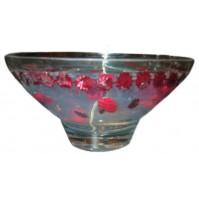 Žele svečka/rdeče vrtnice 1